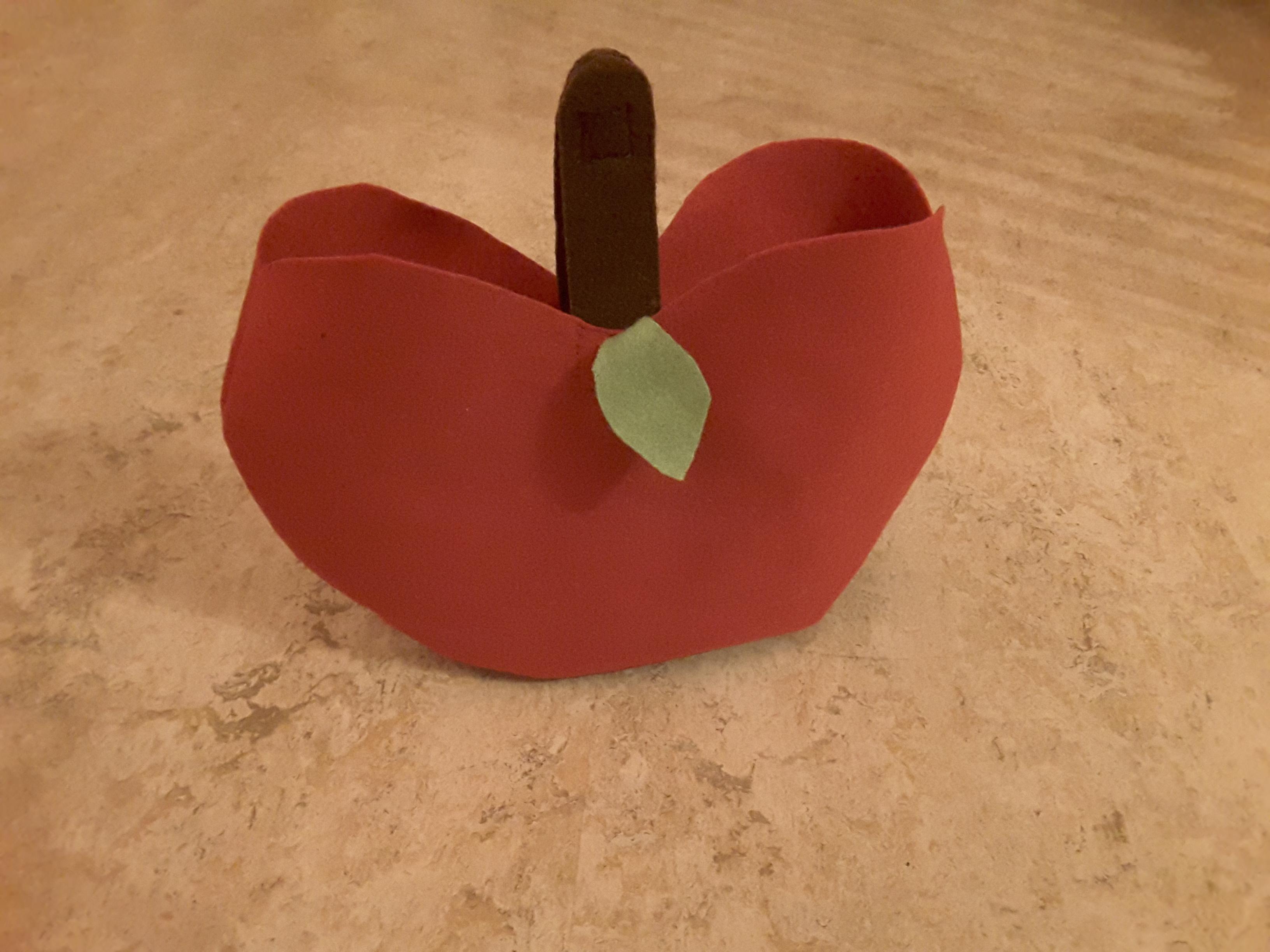 Gehäkelte äpfel Flower Resi